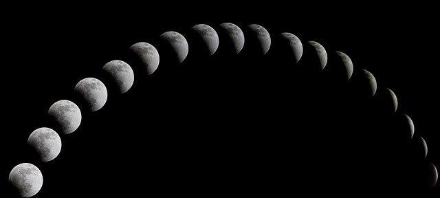 月読みクレイセラピー教室リップル 月の満ち欠けは人生のよう